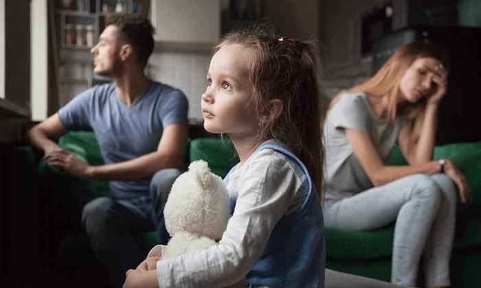 Qué pasa con los hijos en un divorcio común acuerdo