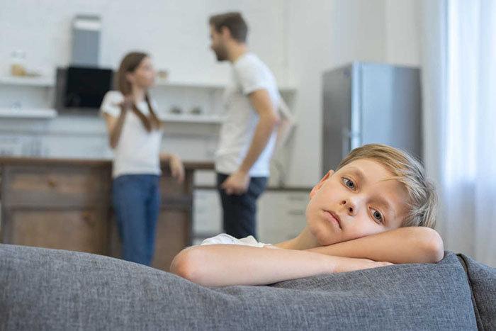 Tipos de regímenes de visitas entre padre o madre e hijos