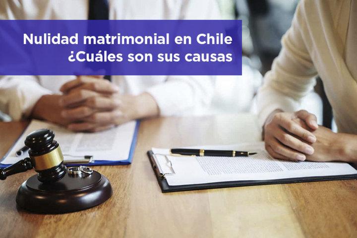 Nulidad matrimonial en Chile